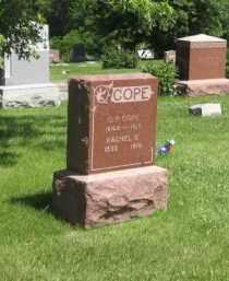COPE, O.P. - Otoe County, Nebraska | O.P. COPE - Nebraska Gravestone Photos