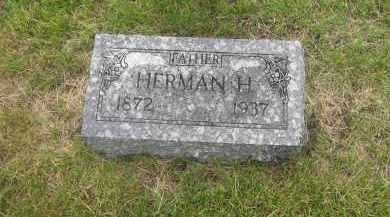 DAMME, HERMAN - Otoe County, Nebraska | HERMAN DAMME - Nebraska Gravestone Photos