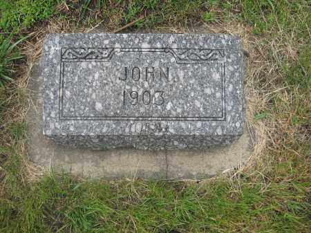DAMME, JOHANN - Otoe County, Nebraska | JOHANN DAMME - Nebraska Gravestone Photos