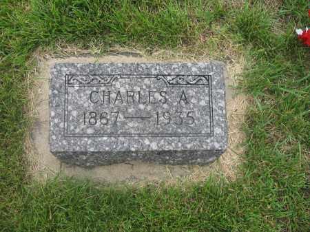 DAMME, KARL (CHARLES) - Otoe County, Nebraska   KARL (CHARLES) DAMME - Nebraska Gravestone Photos