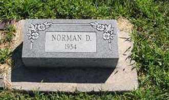 DAMME, NORMAN D. - Otoe County, Nebraska | NORMAN D. DAMME - Nebraska Gravestone Photos