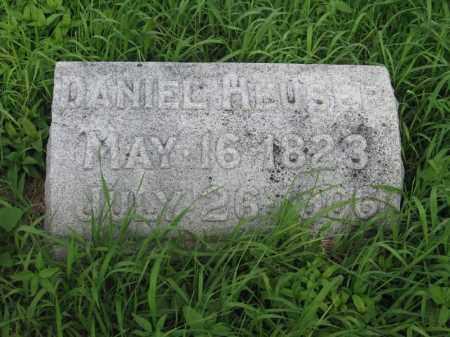 HEUSER, DANIEL - Otoe County, Nebraska   DANIEL HEUSER - Nebraska Gravestone Photos