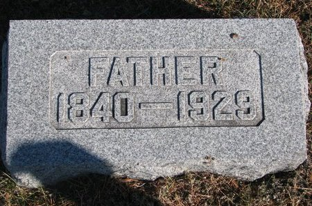 HARRIS, BENJAMIN FRANKLIN - Pierce County, Nebraska   BENJAMIN FRANKLIN HARRIS - Nebraska Gravestone Photos