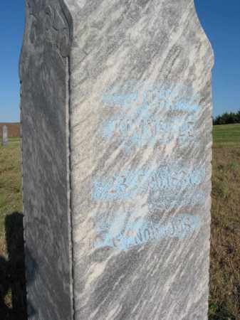 KIMMERLE, JOHN (CLOSE UP) - Pierce County, Nebraska | JOHN (CLOSE UP) KIMMERLE - Nebraska Gravestone Photos