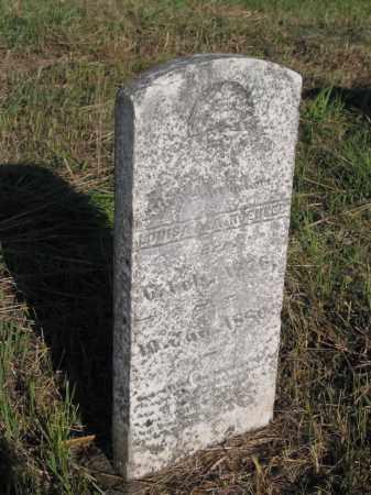 KOEHLER, LOUISA A. - Pierce County, Nebraska   LOUISA A. KOEHLER - Nebraska Gravestone Photos