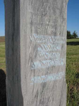 MILLER, WILHELM - Pierce County, Nebraska | WILHELM MILLER - Nebraska Gravestone Photos