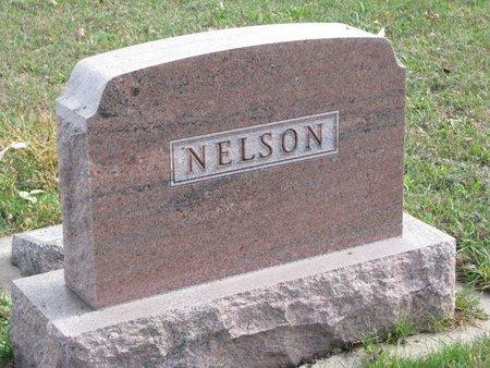 NELSON, *FAMILY MONUMENT - Pierce County, Nebraska   *FAMILY MONUMENT NELSON - Nebraska Gravestone Photos