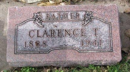 NELSON, CLARENCE T. - Pierce County, Nebraska | CLARENCE T. NELSON - Nebraska Gravestone Photos