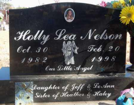 NELSON, HOLLY LEA - Pierce County, Nebraska | HOLLY LEA NELSON - Nebraska Gravestone Photos