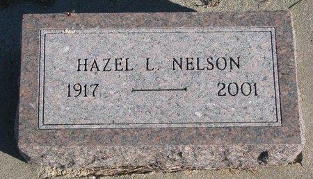 NELSON, HAZEL LUCILLE - Pierce County, Nebraska | HAZEL LUCILLE NELSON - Nebraska Gravestone Photos