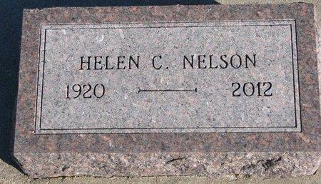 NELSON, HELEN C. - Pierce County, Nebraska | HELEN C. NELSON - Nebraska Gravestone Photos