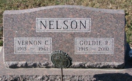 WAGNER NELSON, GOLDIE R. - Pierce County, Nebraska | GOLDIE R. WAGNER NELSON - Nebraska Gravestone Photos