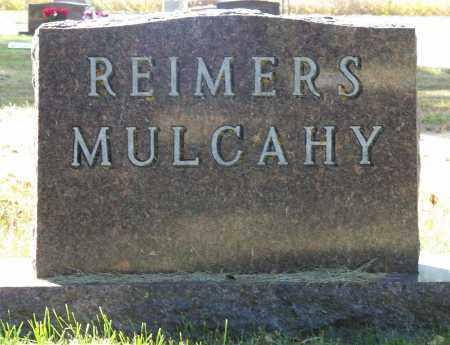 REIMERS, FAMILY PLOT - Pierce County, Nebraska | FAMILY PLOT REIMERS - Nebraska Gravestone Photos