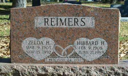 REIMERS, HIBBARD H - Pierce County, Nebraska | HIBBARD H REIMERS - Nebraska Gravestone Photos