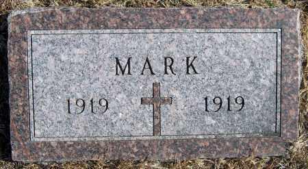 REIMERS, MARK - Pierce County, Nebraska | MARK REIMERS - Nebraska Gravestone Photos