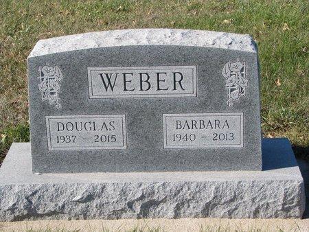 WEBER, BARBARA - Pierce County, Nebraska | BARBARA WEBER - Nebraska Gravestone Photos
