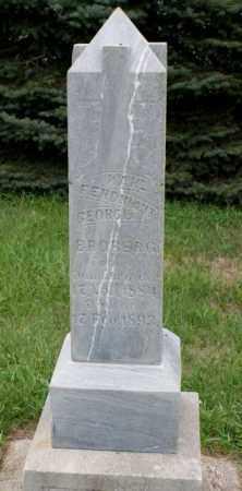 BROBERG, KARL FERDINANT GEORGE - Platte County, Nebraska | KARL FERDINANT GEORGE BROBERG - Nebraska Gravestone Photos