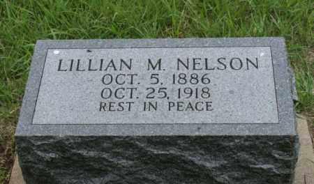 NELSON, LILLIAN M. - Platte County, Nebraska | LILLIAN M. NELSON - Nebraska Gravestone Photos