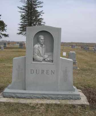 DUREN, FAMILY - Polk County, Nebraska | FAMILY DUREN - Nebraska Gravestone Photos