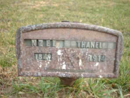 THANEL, NZEL - Polk County, Nebraska | NZEL THANEL - Nebraska Gravestone Photos