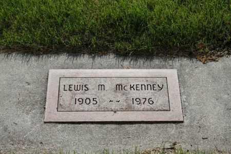 MCKENNEY, MARSHALL LEWIS - Rock County, Nebraska | MARSHALL LEWIS MCKENNEY - Nebraska Gravestone Photos