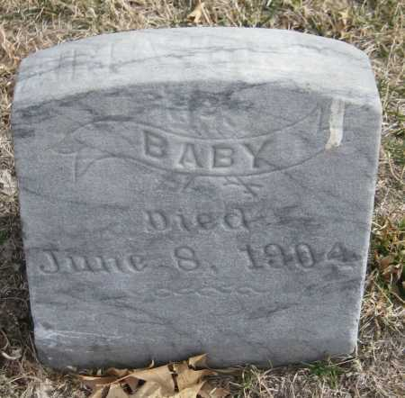 AINSWORTH, BABY - Saline County, Nebraska | BABY AINSWORTH - Nebraska Gravestone Photos