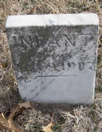 AINSWORTH, INFANT - Saline County, Nebraska | INFANT AINSWORTH - Nebraska Gravestone Photos