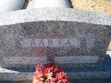 WOZAB BARTA, MAE - Saline County, Nebraska | MAE WOZAB BARTA - Nebraska Gravestone Photos