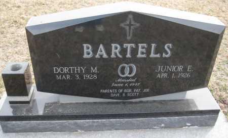 GARBERS BARTELS, DORTHY M. - Saline County, Nebraska | DORTHY M. GARBERS BARTELS - Nebraska Gravestone Photos