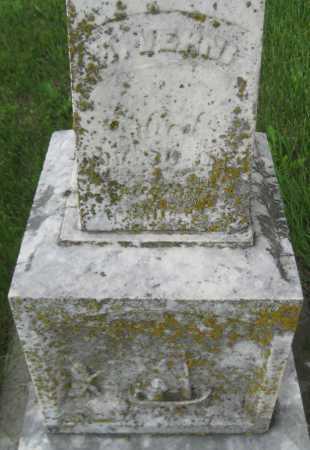 BISHOP, H. VERNI - Saline County, Nebraska   H. VERNI BISHOP - Nebraska Gravestone Photos