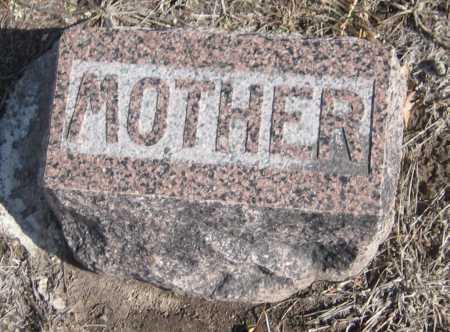 BISHOP, MARY ADELL - Saline County, Nebraska   MARY ADELL BISHOP - Nebraska Gravestone Photos