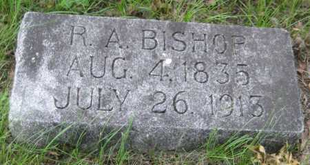 BISHOP, RALPH A. - Saline County, Nebraska | RALPH A. BISHOP - Nebraska Gravestone Photos