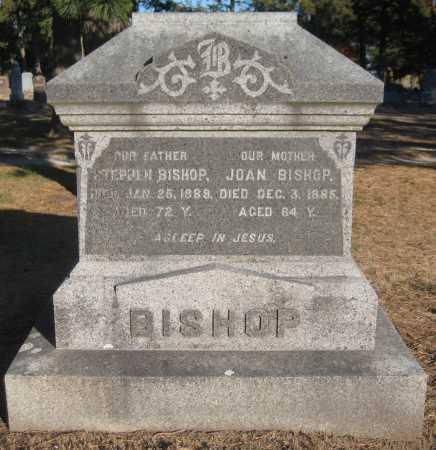 BISHOP, JOAN - Saline County, Nebraska | JOAN BISHOP - Nebraska Gravestone Photos
