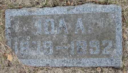 BUCHTEL, IDA A. - Saline County, Nebraska | IDA A. BUCHTEL - Nebraska Gravestone Photos
