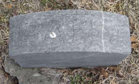 CALOWELL, BAELY - Saline County, Nebraska | BAELY CALOWELL - Nebraska Gravestone Photos