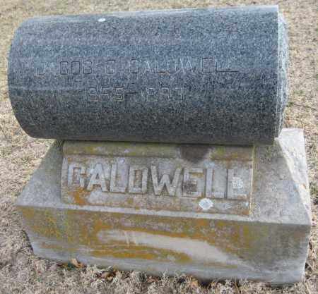 CALOWELL, JACOB G. - Saline County, Nebraska | JACOB G. CALOWELL - Nebraska Gravestone Photos