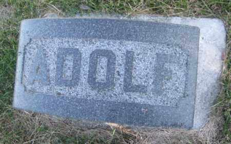 CHAB, ADOLF - Saline County, Nebraska | ADOLF CHAB - Nebraska Gravestone Photos