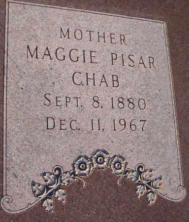 CHAB, MAGGIE - Saline County, Nebraska | MAGGIE CHAB - Nebraska Gravestone Photos