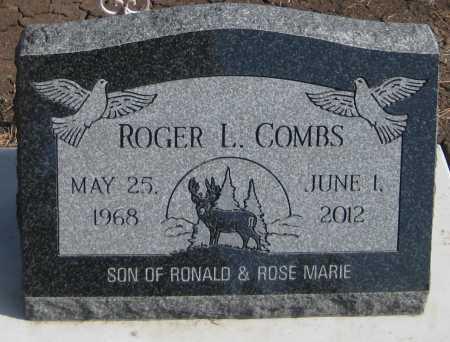 COMBS, ROGER L. - Saline County, Nebraska | ROGER L. COMBS - Nebraska Gravestone Photos