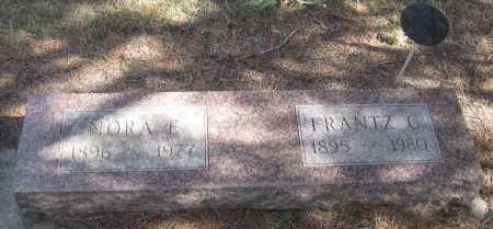 DEINES, FRANTZ C. - Saline County, Nebraska   FRANTZ C. DEINES - Nebraska Gravestone Photos