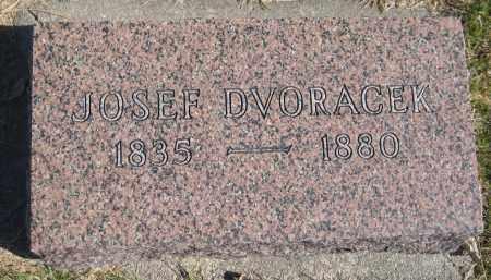 DVORACEK, JOSEF - Saline County, Nebraska | JOSEF DVORACEK - Nebraska Gravestone Photos
