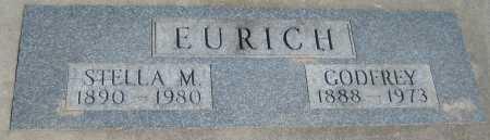 EURICH, GODFREY - Saline County, Nebraska | GODFREY EURICH - Nebraska Gravestone Photos