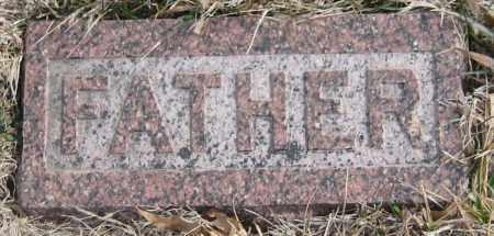EVANS, C. M. - Saline County, Nebraska | C. M. EVANS - Nebraska Gravestone Photos