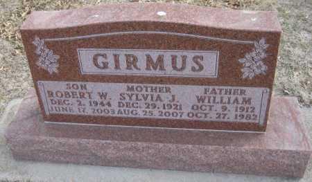 GIRMUS, ROBERT W. - Saline County, Nebraska | ROBERT W. GIRMUS - Nebraska Gravestone Photos