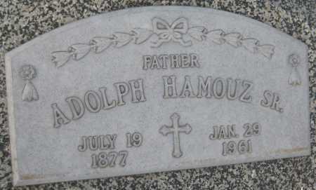 HAMOUZ, ADOLPH SR. - Saline County, Nebraska | ADOLPH SR. HAMOUZ - Nebraska Gravestone Photos