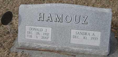 HAMOUZ, SANDRA A. - Saline County, Nebraska | SANDRA A. HAMOUZ - Nebraska Gravestone Photos