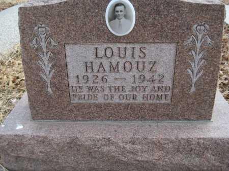 HAMOUZ, LOUIS - Saline County, Nebraska | LOUIS HAMOUZ - Nebraska Gravestone Photos
