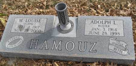 "HAMOUZ, ADOLPH L. ""BUSTER"" - Saline County, Nebraska | ADOLPH L. ""BUSTER"" HAMOUZ - Nebraska Gravestone Photos"