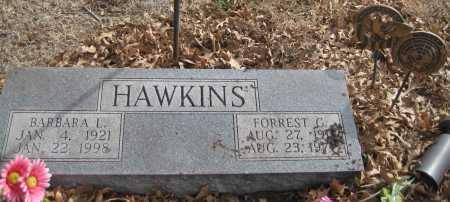 SCRONCE HAWKINS, BARBARA L. - Saline County, Nebraska | BARBARA L. SCRONCE HAWKINS - Nebraska Gravestone Photos