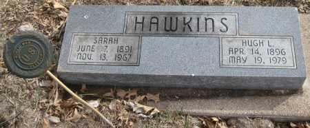 HAWKINS, HUGH L. - Saline County, Nebraska | HUGH L. HAWKINS - Nebraska Gravestone Photos